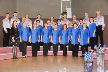 Koncert ob 18. letnici delovanja Mešanega pevskega zbora Kulturnega društva Nazarje