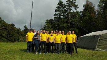 FIELD DAY SSB 1- 2 september 2018