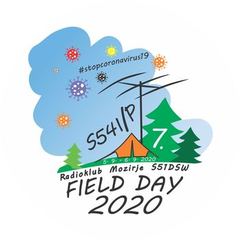 FIELD DAY SSB september 2020