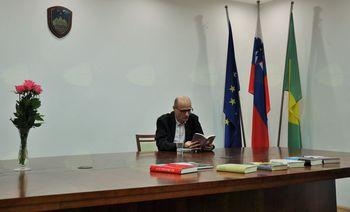 Literarni večer posvečen Mišku Krajncu
