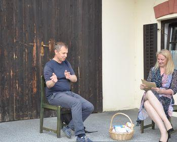 Literarni večer s Štefanom Kardošem