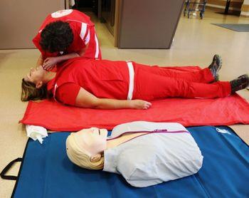 Brezplačna delavnica oživljanja in uporaba AED