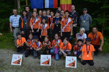 Odprto prvenstvo Komende v orientacijskem teku