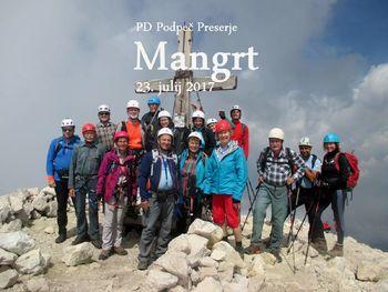 PD Podpeč Preserje na Mangrtu