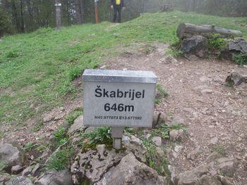 Planinski izlet na Sveto Goro in Škabrijel