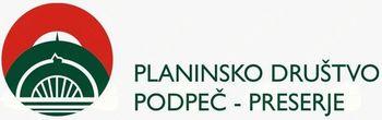 PD Podpeč - Preserje – Planinski pohodi maj 2019