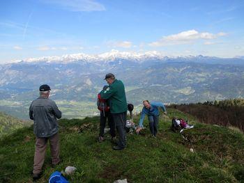 Planinski pohod po vrhovih okrog Soriške planine - ponovno povabilo