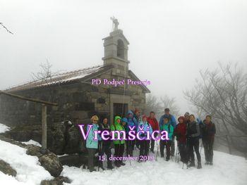 FOTOREPORTAŽA : PD na Vremščici 15.12.2019