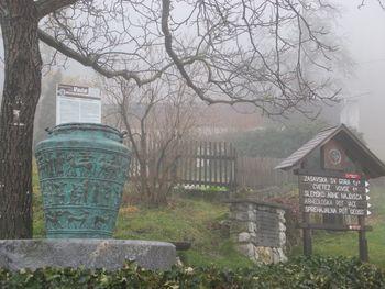 Planinski izlet veterani na Geoss-Vače in Zasavsko Sveto goro