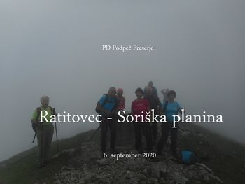 FOTOREPORTAŽA : PD od Ratitovca do Soriške planine  6.9.2020