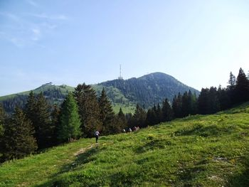 Planinski izlet po vrhovih okrog Krvavca 8.8.2021