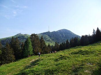 Planinski izlet po vrhovih okrog Krvavca – veterani 8.9.2021