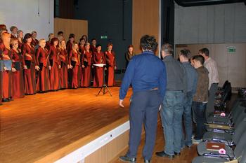 Ženski pevski zbor Brezovica praznuje 20 let