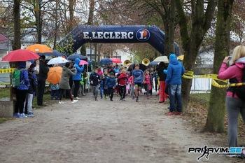 3. tek Občine Mengeš kljub dežju privabil več kot 130 tekačic in tekačev