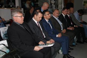 3. skupščina Podjetniškega kluba Kamnik v Mengšu, v prostorih podjetja Metal Profil
