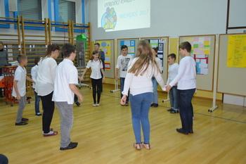 Medobčinski parlament Zveze prijateljev mladine Domžale v letu 2017 gostila Osnovna šola Mengeš
