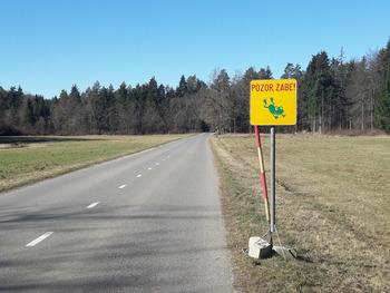 Varovanje zavarovanih živalskih vrst v območju Natura 2000 tudi v Občini Mengeš