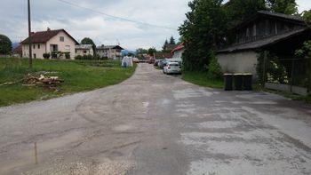 V avgustu začeli z rekonstrukcijo Prešernove ceste