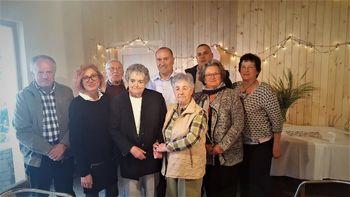 Nova 90 letnica Občine Mengeš je Antonija Redžepović