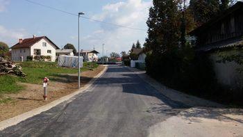 Končana tudi rekonstrukcijska dela odseka Prešernove ceste