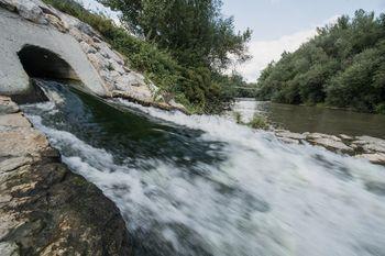 Nadgradnja Centralne čistilne naprave Domžale – Kamnik prispeva k izboljšanju kakovosti reke Kamniška Bistrica, varuje podtalnico in zagotavlja čisto pitno vodo