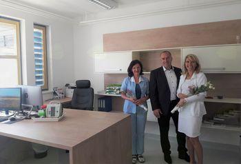 Nova ambulanta v Zdravstveni postaji Mengeš