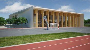 Posebna obrazložitev glede sredstev za gradnjo Športne dvorane Mengeš