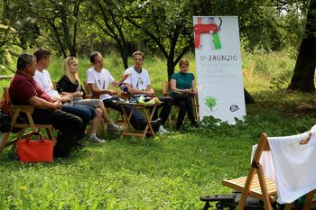 Svetovni pobudi World Cleanup Day 2018 in slovenski akciji ŠE ZADNJIČ se je pridružila tudi Občina Mengeš