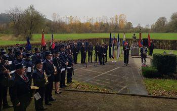 Žalni slovesnosti v Loki pri Mengšu in v Mengšu tradicionalno zadnji dan oktobra