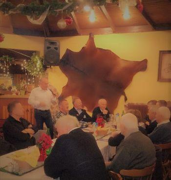 Na Mengeški koči tradicionalno gostili prednovoletno srečanje Občine Mengeš