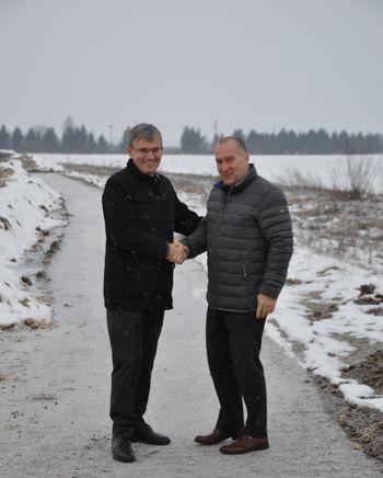 V marcu začetek izgradnje manjkajočega dela obvoznice v občini Mengeš