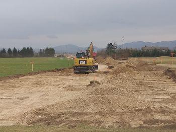 Začetek težko pričakovane gradnje manjkajočega dela obvoznice v občini Mengeš