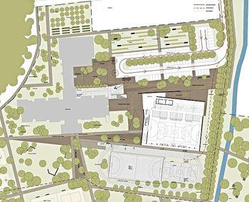 Pričetek izgradnje večnamenske Športne dvorane Mengeš