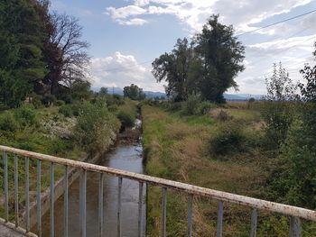 Z ureditvijo razbremenilnika ponovno zagotovljena poplavna varnost naselij Mengeš, Topole in Loka