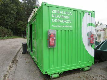 Odpovedana akcija odvoza nevarnih odpadkov