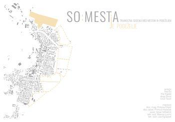 """Na otvoritvi razstave """"So mesta in je podeželje: Trajnostna soseska med mestom in podeželjem"""" je svoj pogled predstavilo 7 skupin študentov Fakultete za arhitekturo Univerze v Ljubljani – predstavljamo arhitekturno zasnovo prve skupine študentov"""