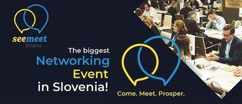 Vabilo na B2B srečanje med slovenskimi in tujimi podjetji – SEE MEET Slovenia 2020