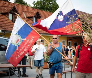 Ob dnevu državnosti podelili tudi znak občine, občinska priznanja, Trdinovi nagradi in zahvale prostovoljcem za pomoč v času epidemije