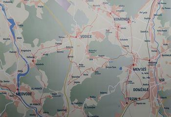 V okviru projekta LAS označili tudi kolesarske poti v občini Mengeš in jih povezali s sosednjimi občinami