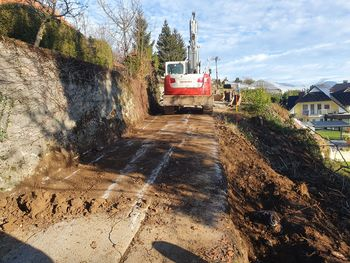 Rekonstrukcija ceste zgornje Dobeno Rašica