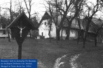 V Register nesnovne kulturne dediščine vpisana tudi raba hišnih imen v Občini Mengeš