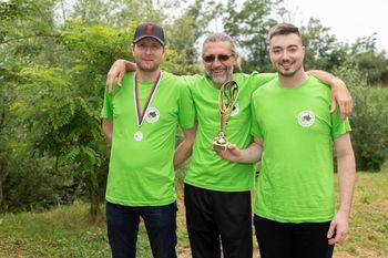 Odlični nastopi članov in pionirk Športnega društva Črenšovci na regijskem prvenstvu