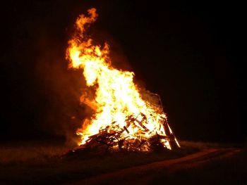 Preklic velike požarne ogroženosti naravnega okolja