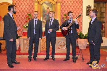 Dobrodelni koncert v Moravskih Toplicah
