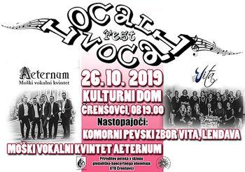 Local Vocal fest 2019
