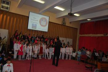 Sodelovanje na mednarodni konferenci v Surčinu