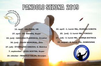 Obetaven začetek pandolo sezone 2019!