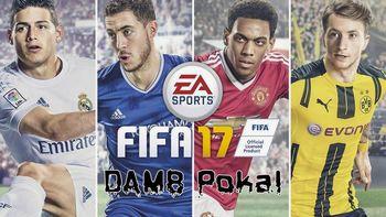 FIFA 17 - DAMB POKAL