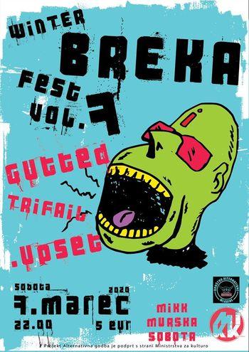 Winter Breka Fest vol. 7