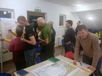 Delavnica o prostorskih vidikih razvojne strategije občine Borovnica